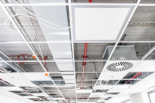 Pose de faux plafond Mogimont - Neufchâteau - Paliseul